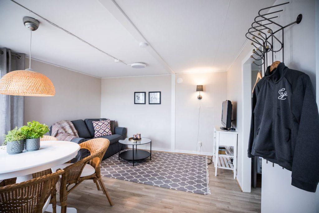 Stuga 14 på Läjet Camping & Resort i Varberg