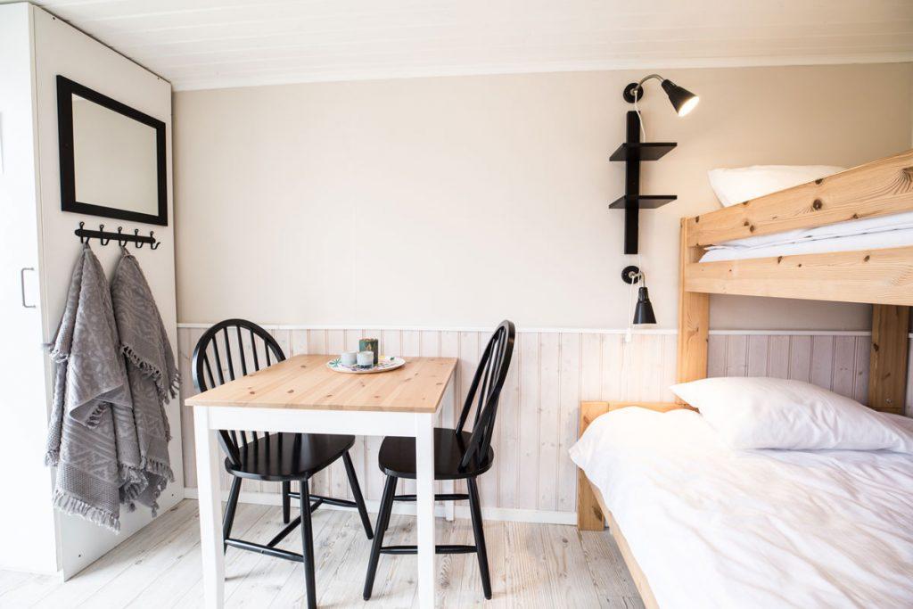 Stuga 13 på Läjet Camping & Resort i Varberg