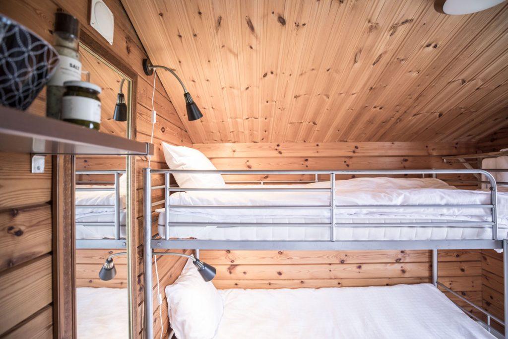 Stuga 12 på Läjet Camping och Resort i Varberg